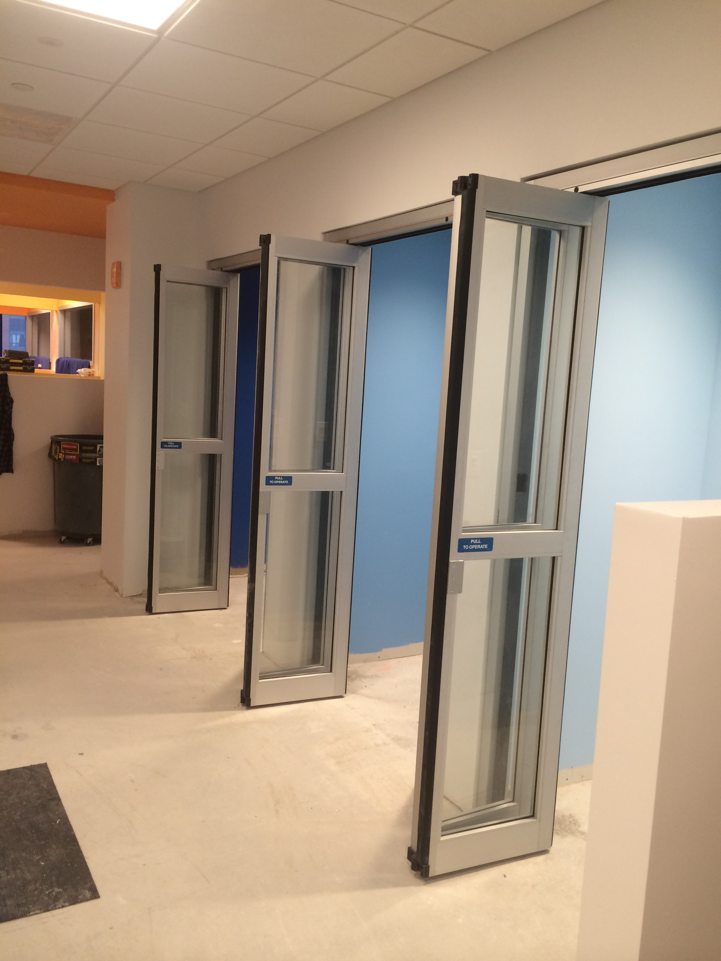 Automatic Door News Products Design Installation