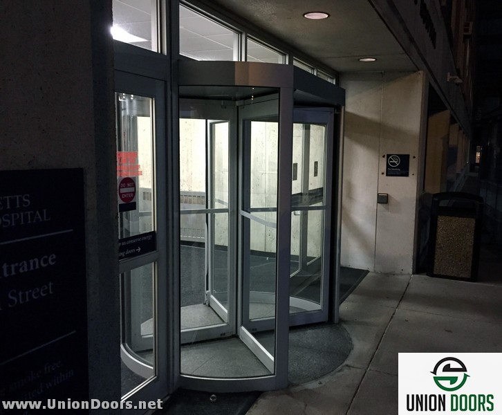 Massachusetts General Hospital - Automatic Door Installation and