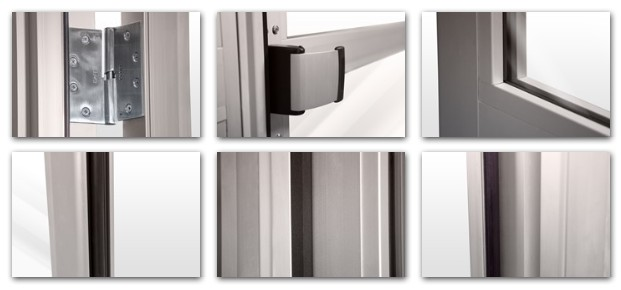 Horton-STC-35_UnionDoors & Horton Automatics STC-35 Door For Hospital Environments