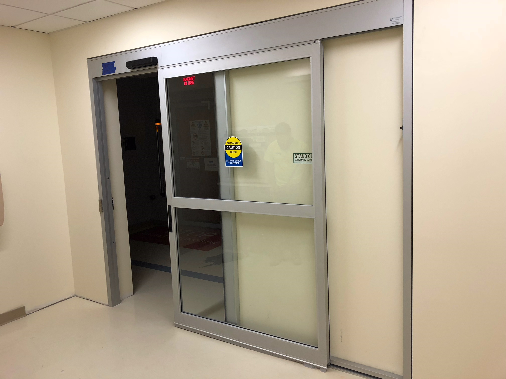 We are installing Horton Automatic doors as part of the Cheviot team. This  is the type of door we are installing at the Future Building: it's a Horton  ...